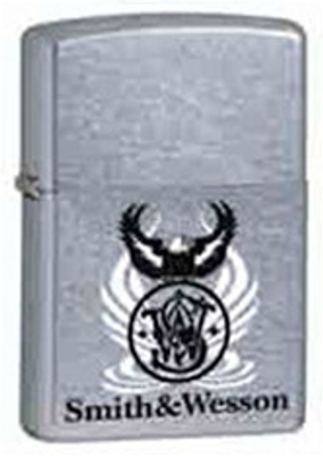 Smith & Wesson Wings Zippo Lighter