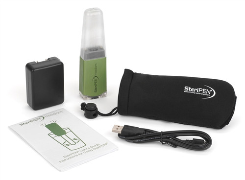 SteriPEN Freedom Portable UV Water Purifier