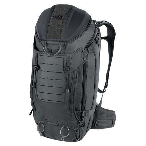 SOG Seraphim 35L Tactical Pack, Grey, Hydration Sleeve