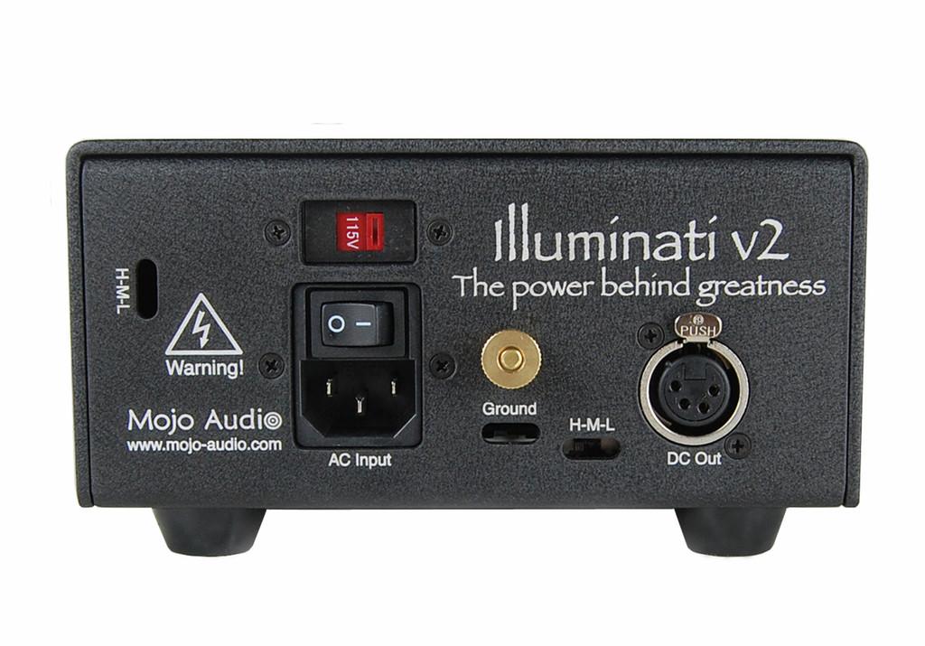 Illuminati v2 Rear View