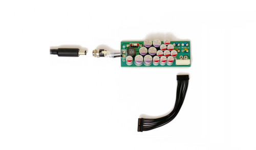 Double Pi Filter - Plug-and-Play 5.5mm Jack Input - Molex Output