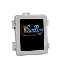 SunRay SolFlo2 (without solar) Solar Filter Pump Systems w/ Controller 50GPM 50FT Head 120VDC Brushless Motor