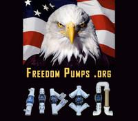 Freedom Pump 1 30-watt Solar/AC Water Pump