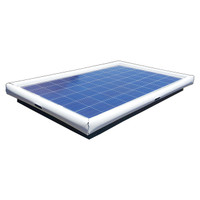 Savior 40000 Gallon Pond 220-watt Solar Pump Filter and Aerator System