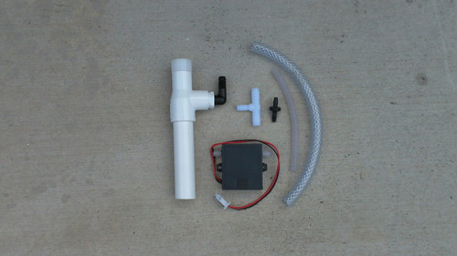 Savior Attachment Solar Powered Ozone Generator Attachment