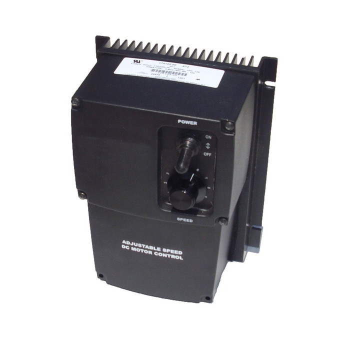 SunRay 110v/220v Converter DC Output 90/180VDC Plus Speed Control