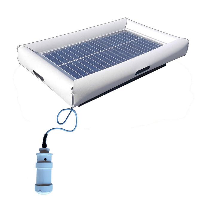 Savior Solar Powered Bromine Generator Spa