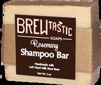 6oz Rosemary Beer Shampoo Bar