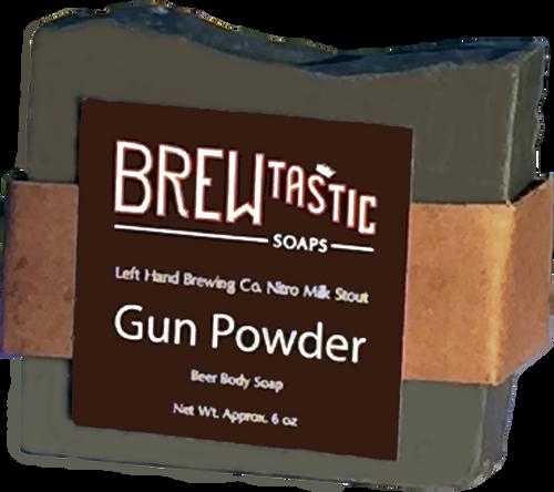 Gun Powder Soap