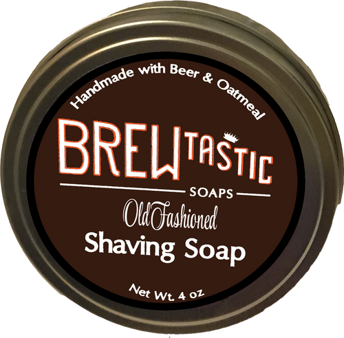 For men who enjoy the ritual of shaving, our beer shaving soap creates a creamy thick lather that will convert you away from canned foam for life. Get your closest shave eveMade with bentonite clay and oatmeal for premium skincare. Shaving Brush required.