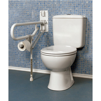 Stand Alone Toilet Safety Frame Careprodx
