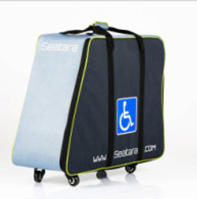 Carrying Case For Wheelable Folding Shower Commode Wheelchair