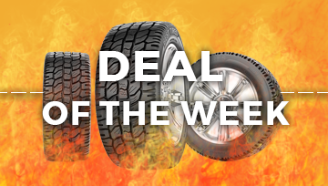 Deal of the Week Sale