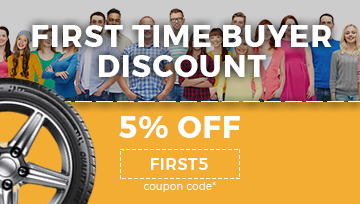 1st Time Buyer 5% Off