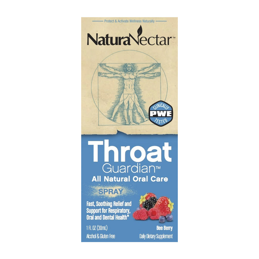 Throat Guardian™ - Bee Berry