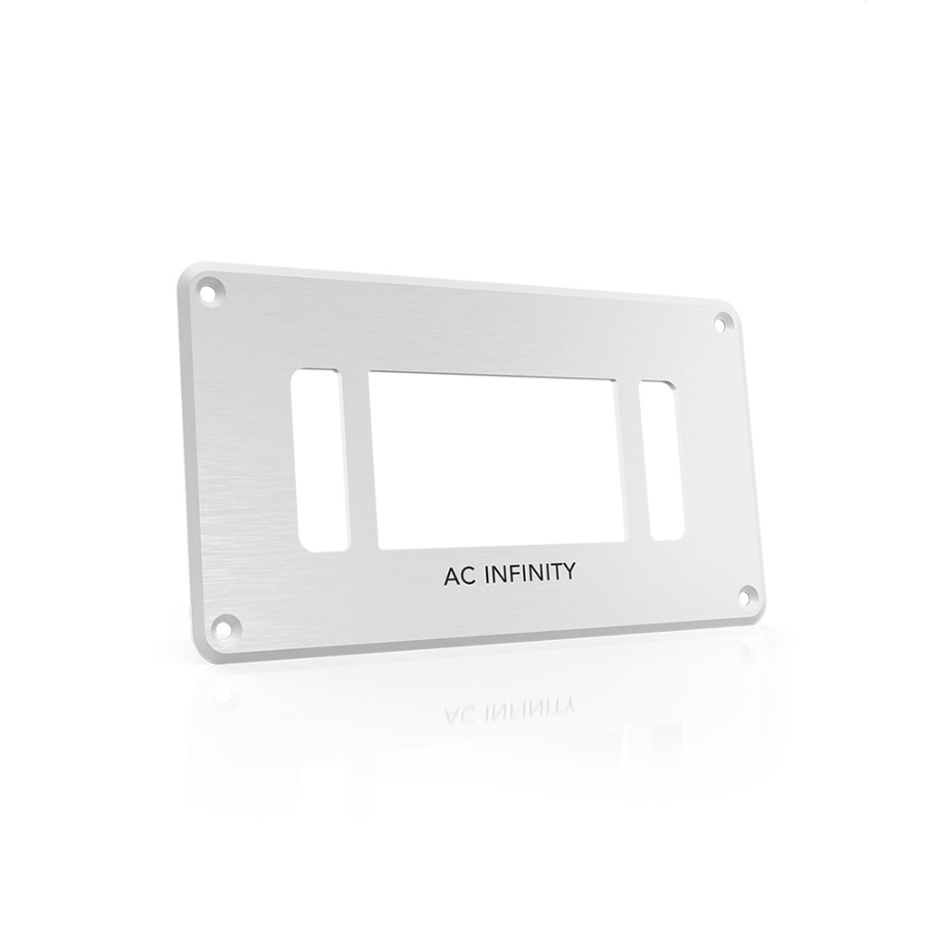 AC INFINITY, White Controller Frame - AC Infinity