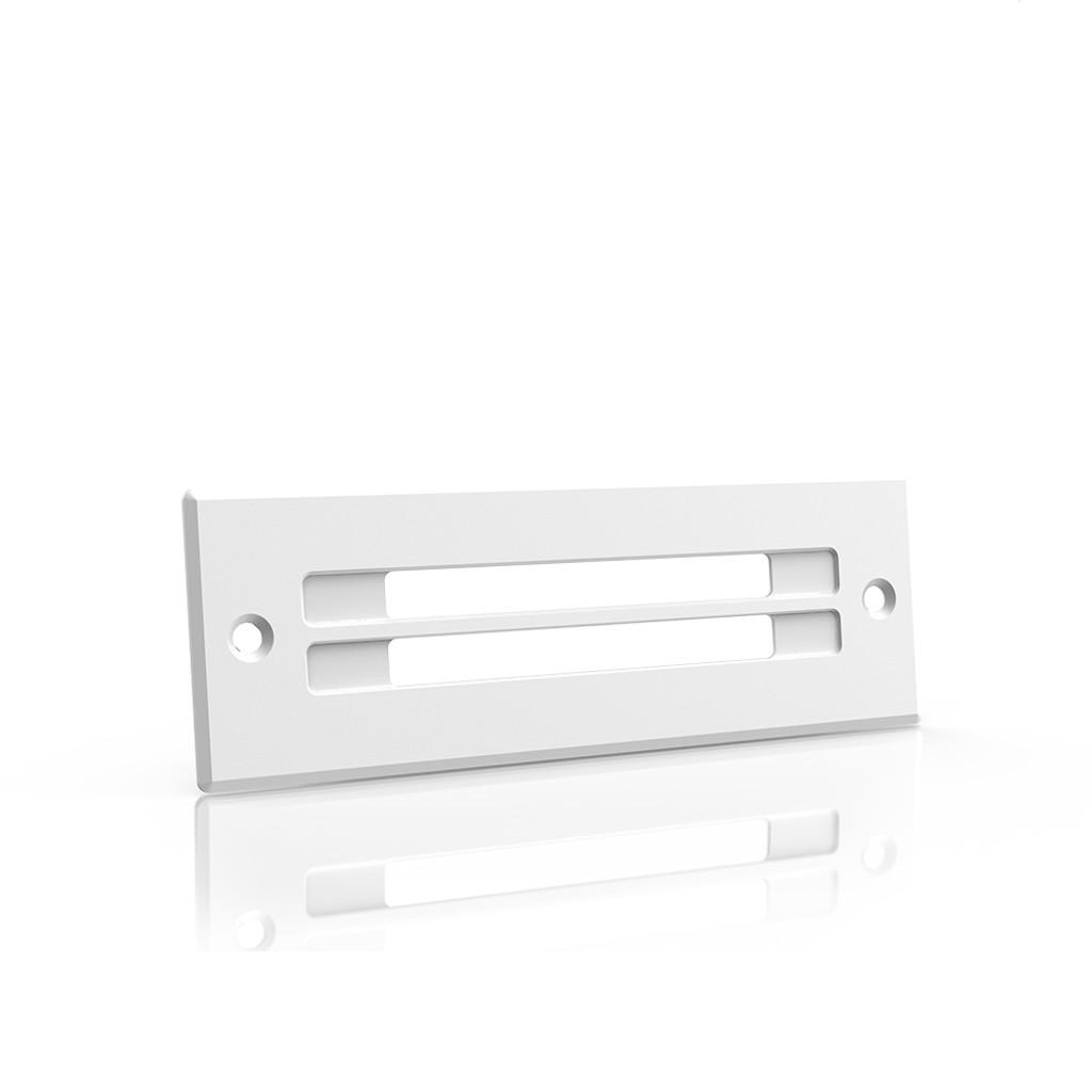 Superieur Cabinet Ventilation Grille White