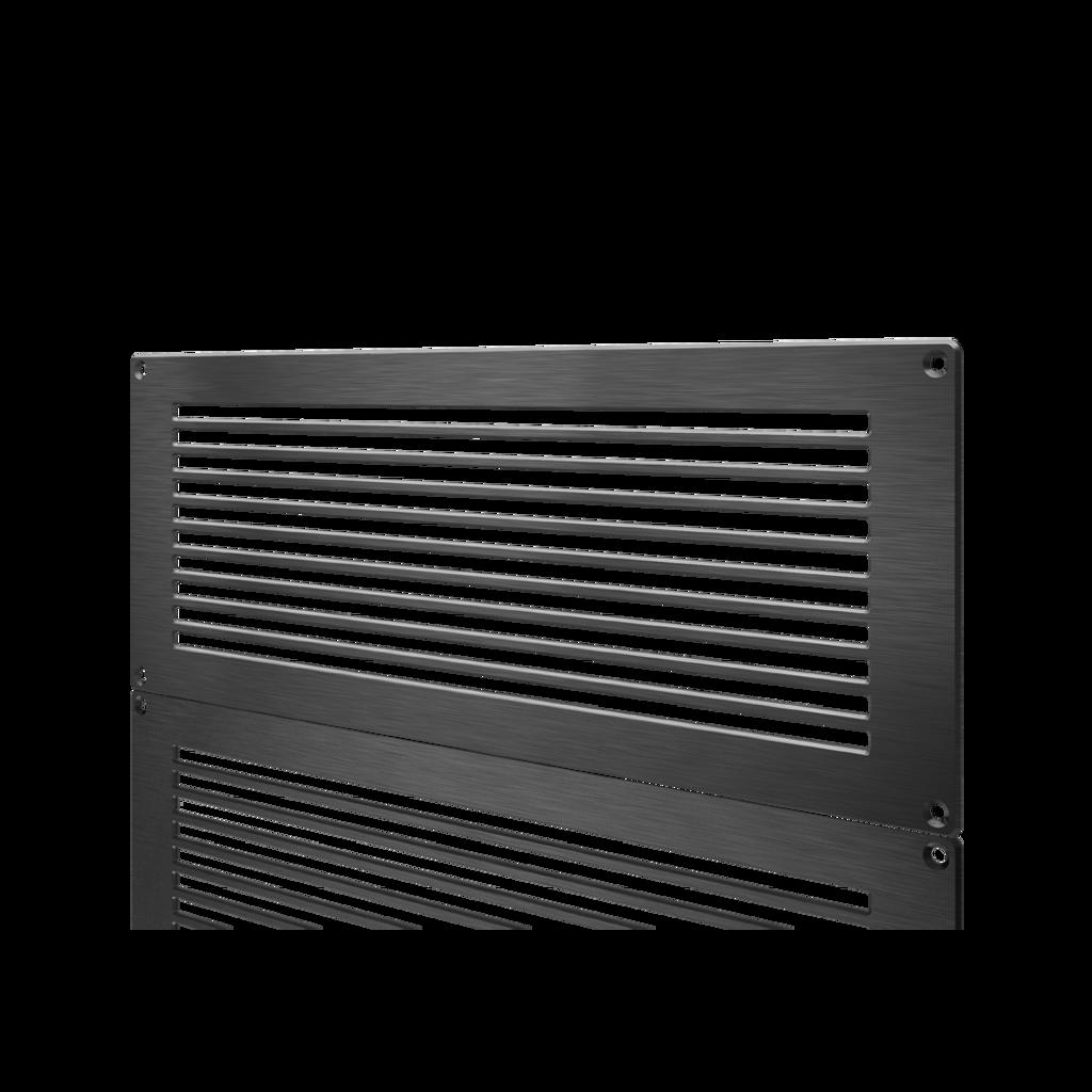 Passive Ventilation Grille 17 Quot Black Ac Infinity