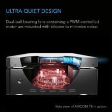 AV Receiver and Amplifier Cooling Fan