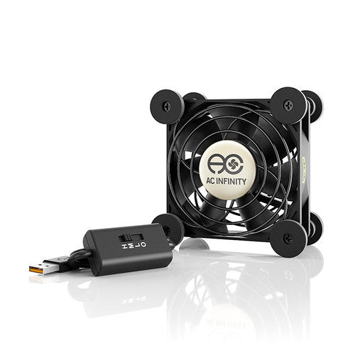 MULTIFAN S1, Quiet USB Cooling Fan, 80mm