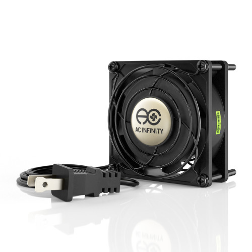80mm ac axial muffin cooling fan