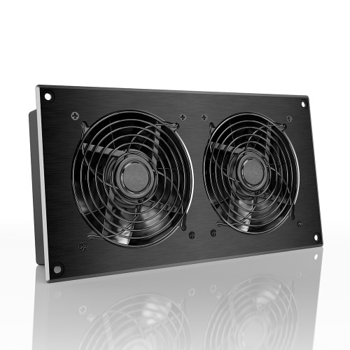 (Being Redesigned. Not Available) AIRTITAN S7, Weatherproof  IP-55 Rated Fan System, 12 Inch
