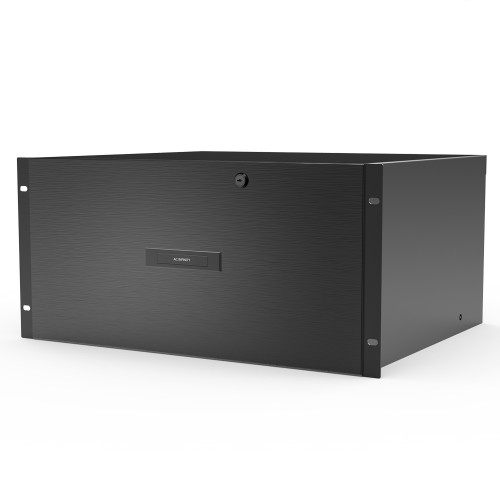 (FUTURE PRODUCT) AC INFINITY, Heavy-Duty Rack Drawer with Aluminium Faceplate, 5U
