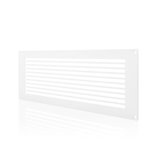 "(UNDER PRODUCTION. ETA 12/2018)Passive Ventilation Grille 17"", White"