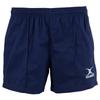 Gilbert Kiwi Pro Rugby Shorts - Blue