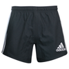 Adidas 3-Stripes Performance Rugby Shorts - Black