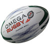 Omega Rugby Precision  High Quality Training Ball - Green/Black/White