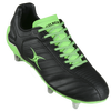 Gilbert Evolution MK2 SG Rugby Boot - Black/Green