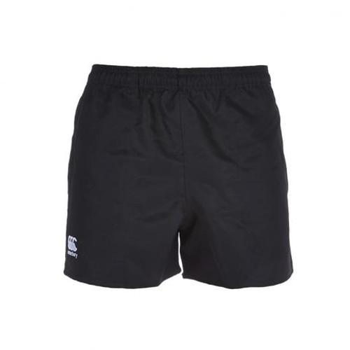 Canterbury Professional Polyester Shorts - Black