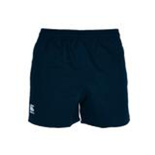 Canterbury Professional Polyester Shorts - Navy