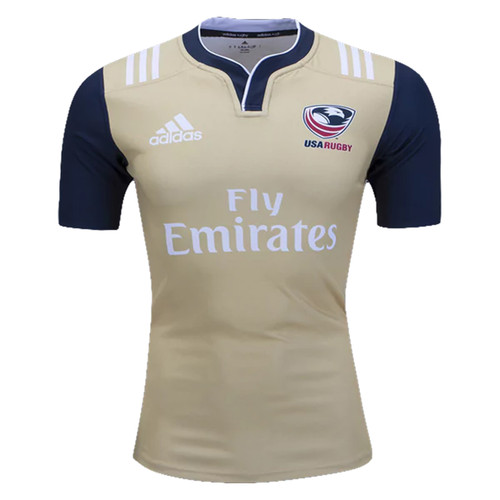 Official USA Rugby 2017 Training Rugby Jersey from Adidas