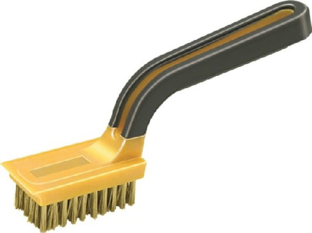Allway Model BB2, Mini Stripping Brush, Brass Bristle