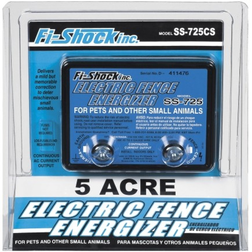 Electric Fence Energizer, 1 Mile