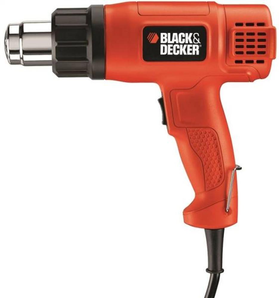 Black & Decker Model 9756, Dual Heat Gun, 1200 Watt, 120 VAC