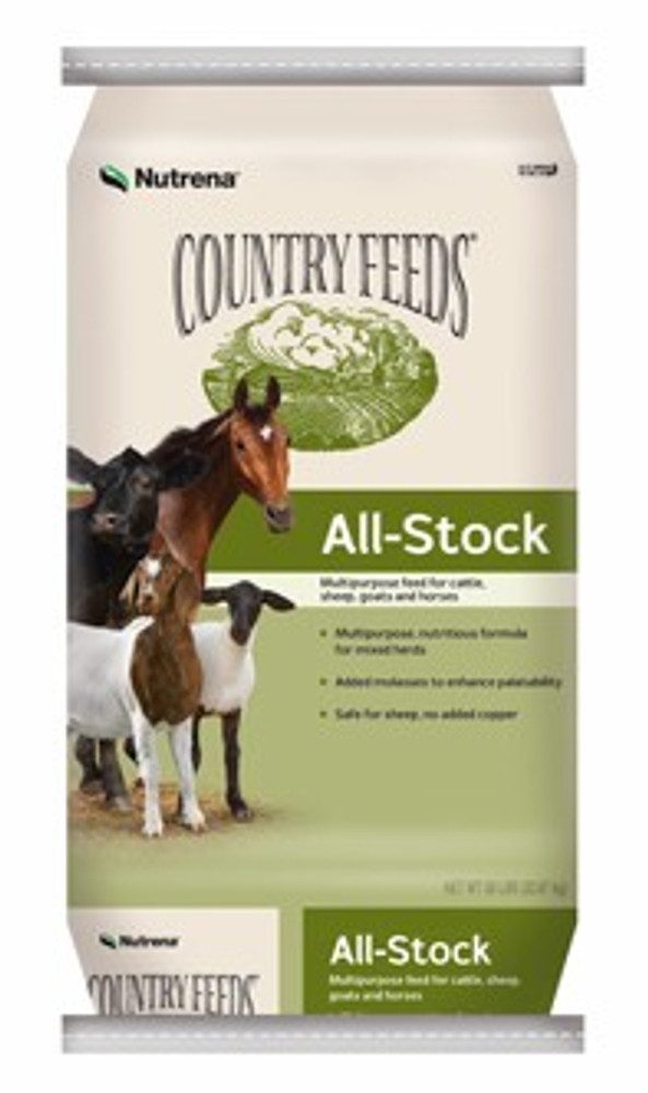 Country Feeds Select Stock 16% TX 50 Lb