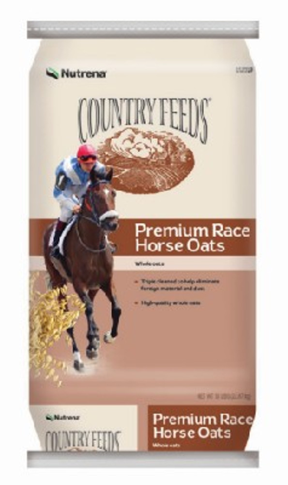 Country Feeds  Whole Oats, 50 Lb