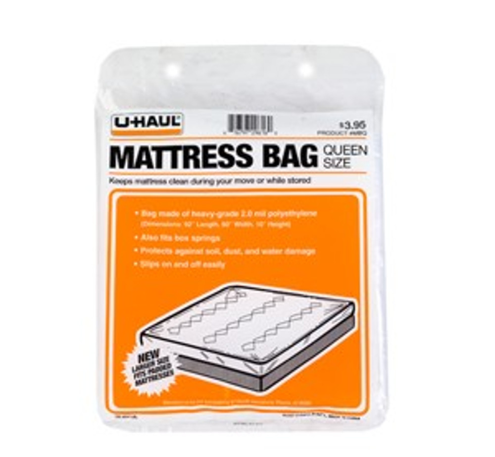 U-Haul, Mattress Bag Queen Size