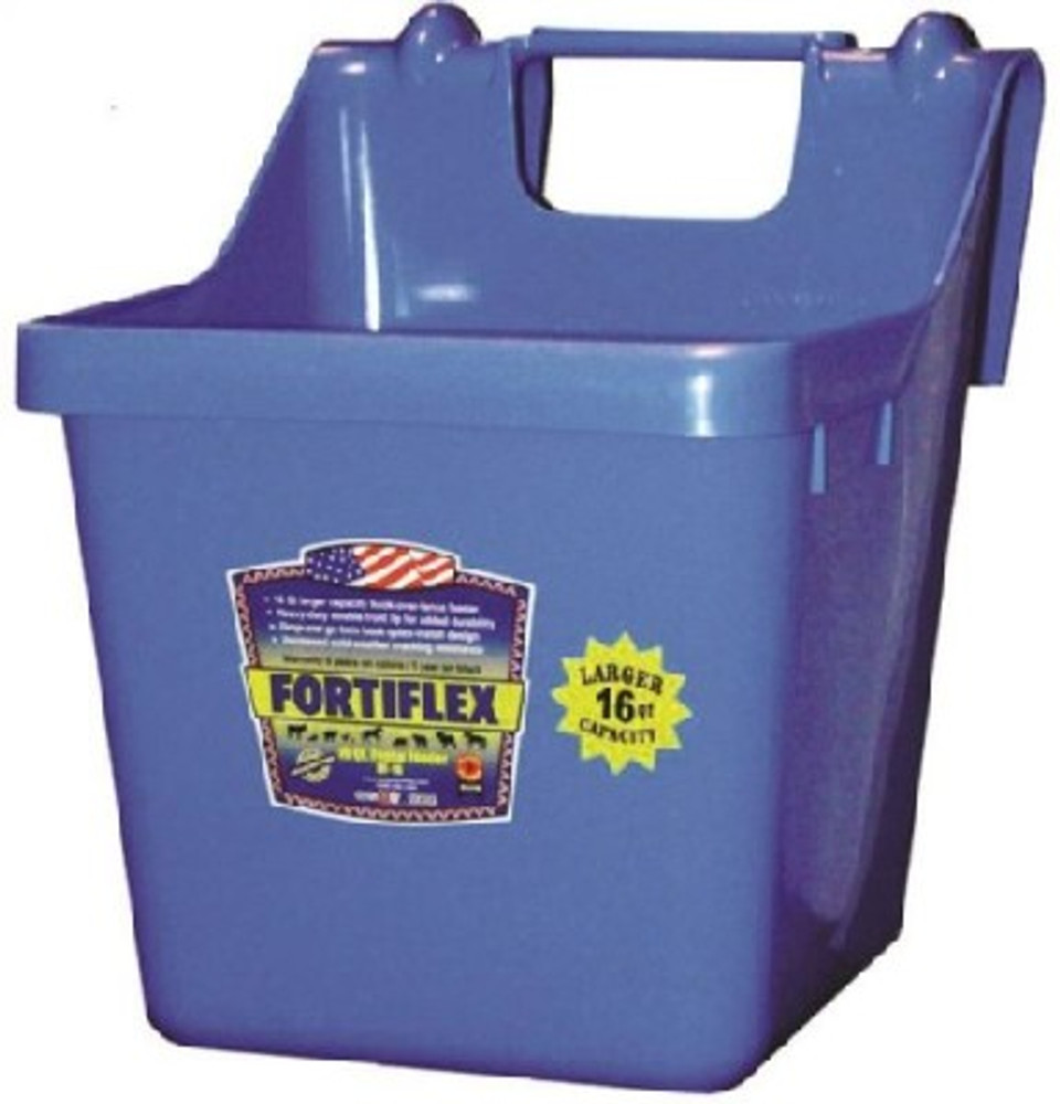 Bucket Feeder, Over The Fence, 16 qt Capacity