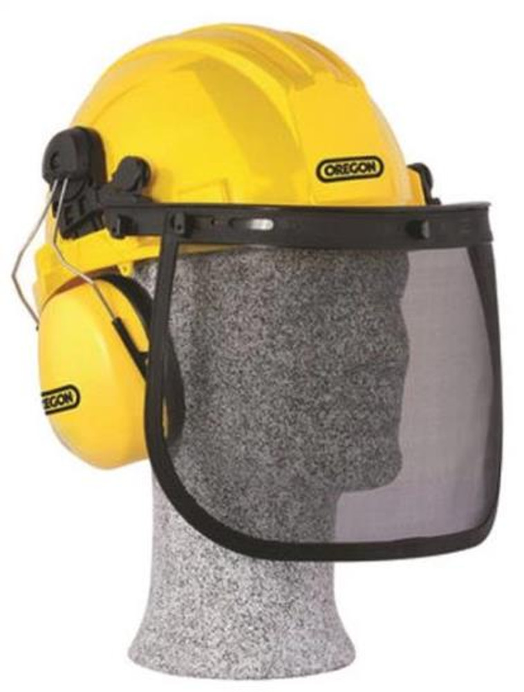 Oregon Safety Helmet Combination