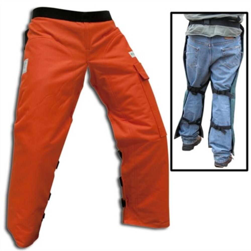 Chaps Kevlar Orange Regular