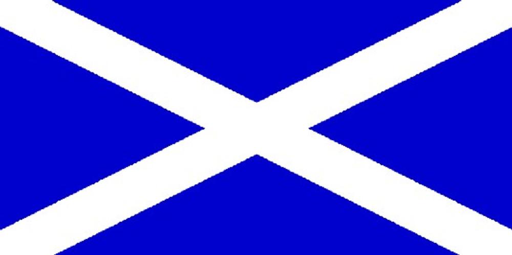 Scotland, Saint Andrews Flag 3' x 5'