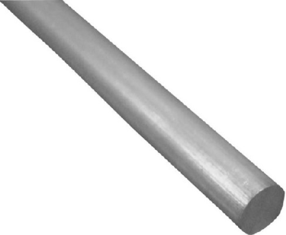 "Aluminum Rod, 5/16"" x 36"", Mill Finish"