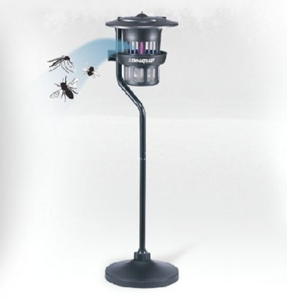 Dynatrap Model DT1200, Flying Insect Trap, 1/2 Acre Coverage, 110 VAC