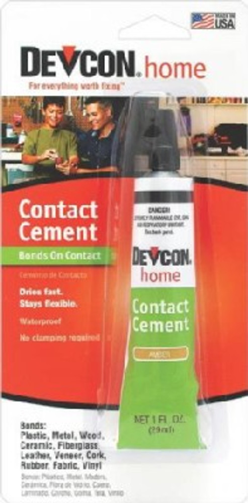 Contact Cement, 1 Oz Tube
