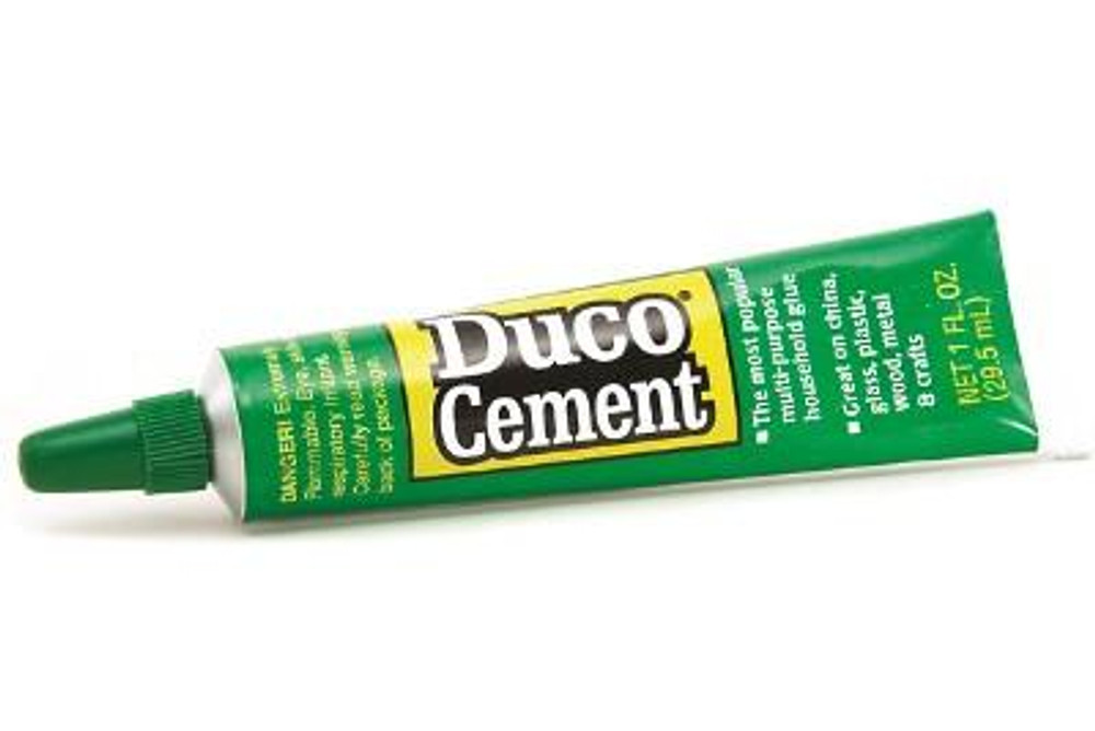 Duco Cement, 1 Oz Tube