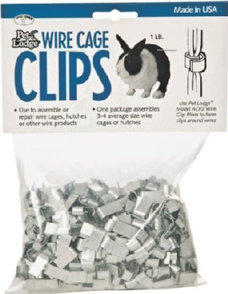 Ferrule Cage Clip, 1 Lb